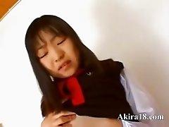 Innocent 20yo Tokyo girl Akira