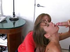 Darla Crane and Riley Reid hot ffm trio