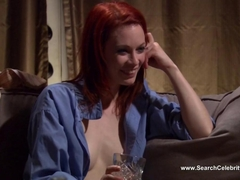 Redhead Justine Joli stars in Sexy ass Assassins