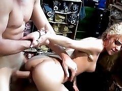 Horny latina chick Eve picked up and fucking